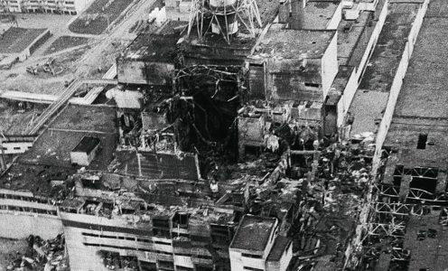 5 curiosidades sobre Chernobyl